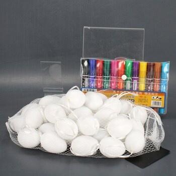 Dekorační vejce Jinoo 50 kusů