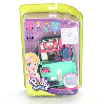 Sada Polly Pocket Mini Mall Escape