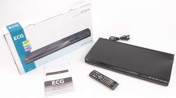DVD přehrávač ECG 4550 PVR