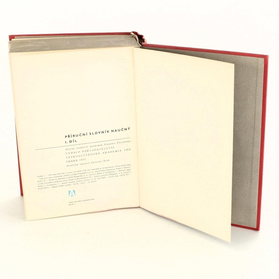 Příruční slovník naučný I. díl (A-F)