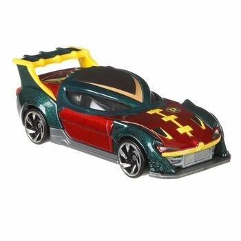 Autíčko Hot Wheels FLH30 DC Comics Robin