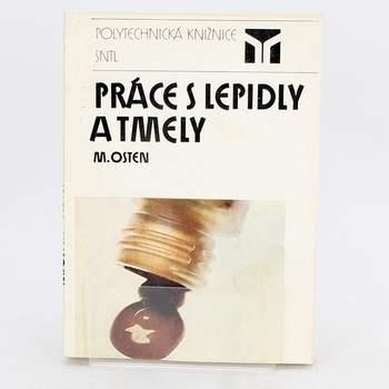 Kniha Miloš Osten: Práce s lepidly a tmely