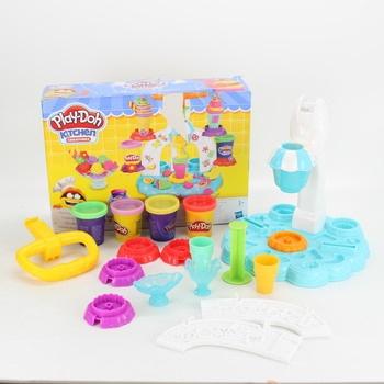 Plastelína Play-Doh Kitchen výroba zmrzliny