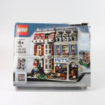 Stavebnice zverimex Lego Creator 10218