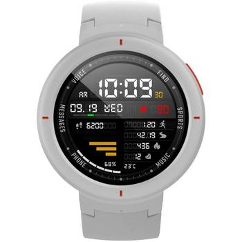 Chytré hodinky Xiaomi Amazing Verge bílé