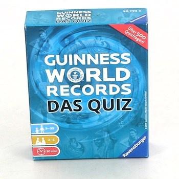 Karetní hra Ravensburger 20793 Das Quiz