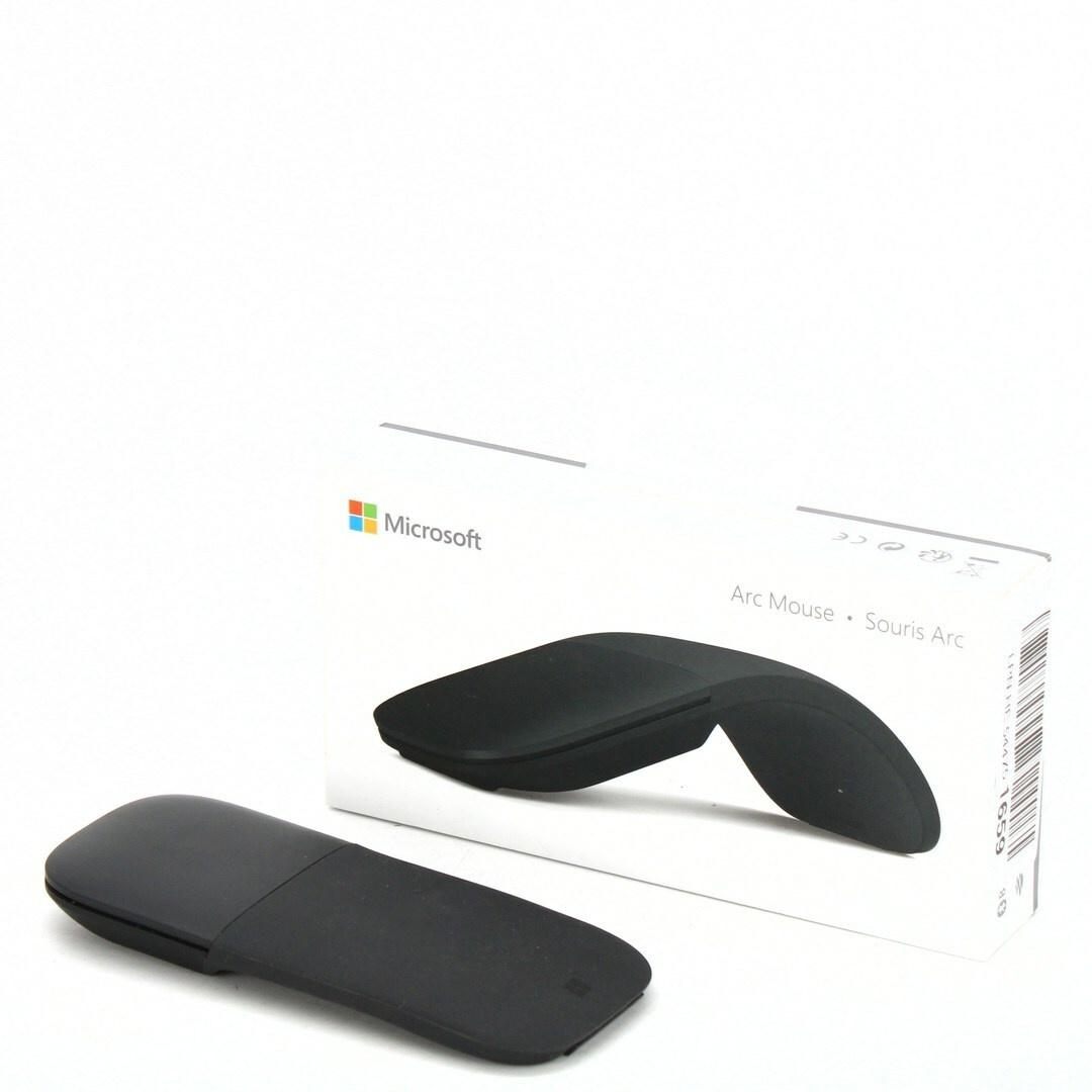 Bezdrátová myš Microsoft Arc Mouse