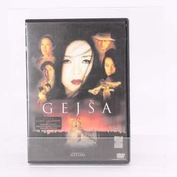 DVD Gejša