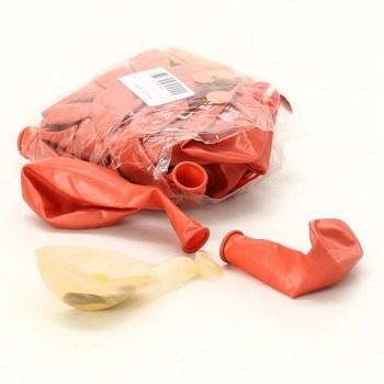 Nafukovací balónky Huker 50 ks