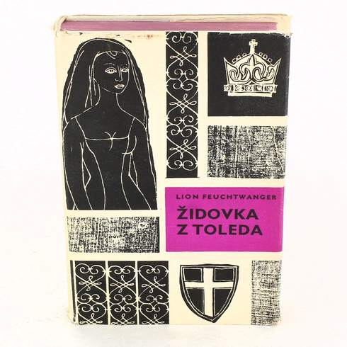 Kniha Židovka z Toleda