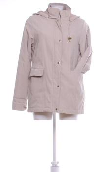 Dámská bunda EWM jarní či podzimní béžová