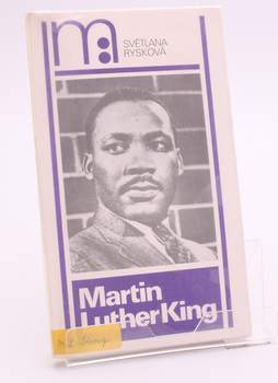 Kniha Martin Luther King