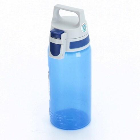 Outdoor láhev Sigg plastová modrá