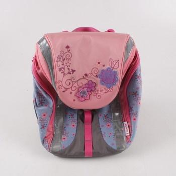 Školní batoh Step by Step růžový