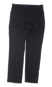 Společenské kalhoty Zara černé
