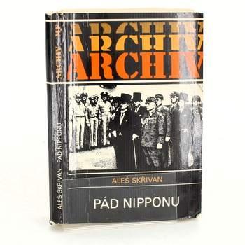 Kniha Aleš Skřivan: Pád Nipponu