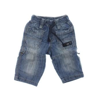 Dětské džíny 48 H&M modré