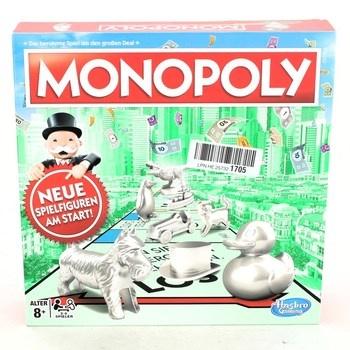 Společenská hra Hasbro Monopoly