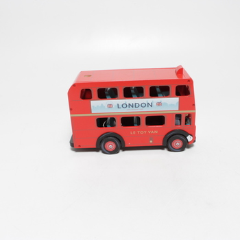 Autobus Le Toy Van TV469 dvoupatrový