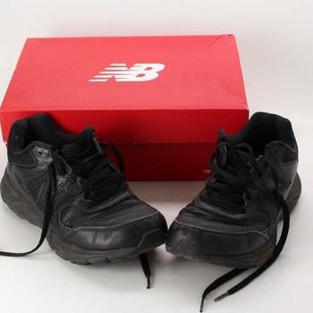 Chlapecké tenisky New Balanc černé