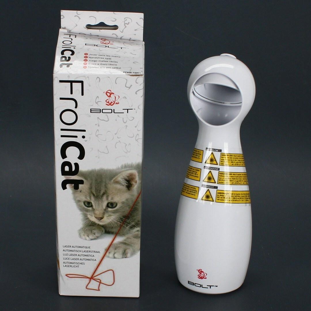 Hračka pro kočku Bolt FroliCat - laserová