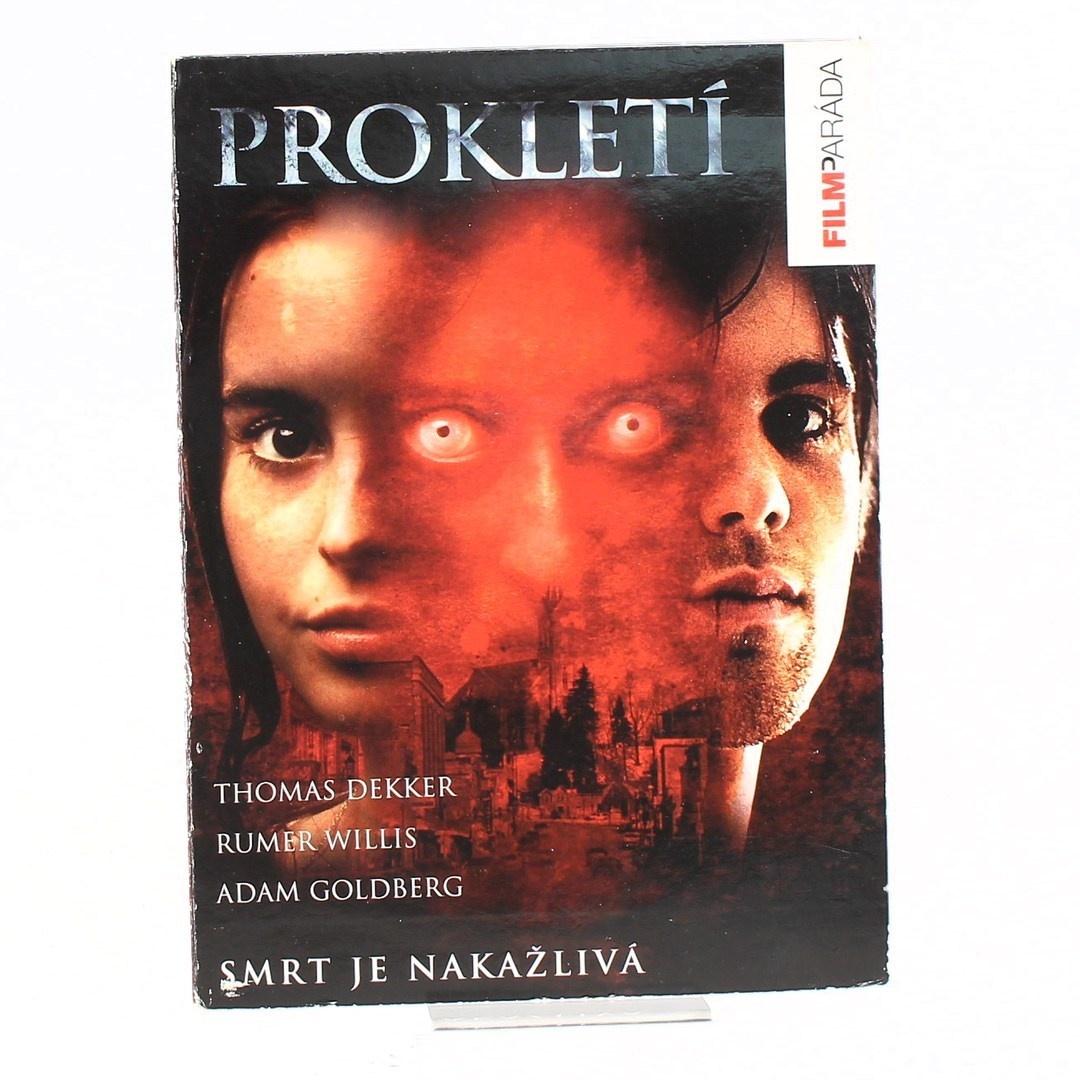 DVD Prokletí