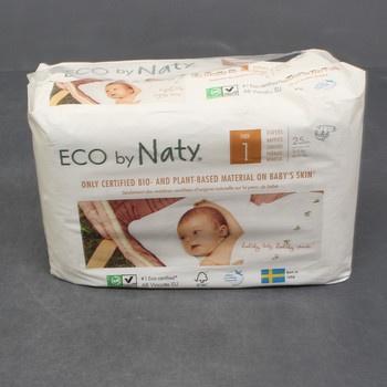 Dětské pleny Eco by Naty 1 25 ks