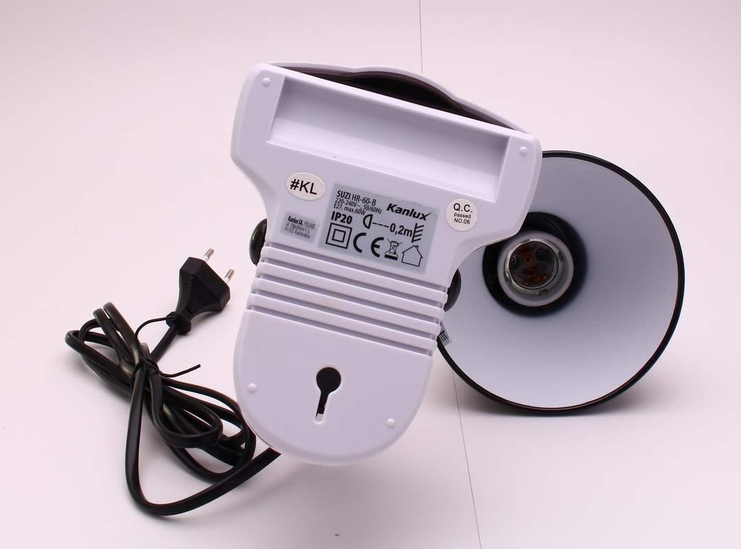 Stolní lampa SUZI HR-60-B