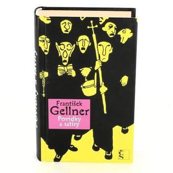 Kniha Povídky a satiry