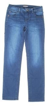 Dámské džíny Orsay modré barvy