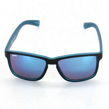 Sluneční brýle uni černá, modrá Uvex S532012
