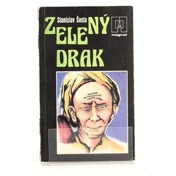 Kniha Zelený drak Stanislav Šusta