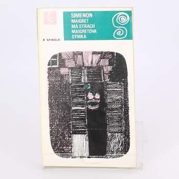 Kniha Maigretová dýmka Georges Simenon