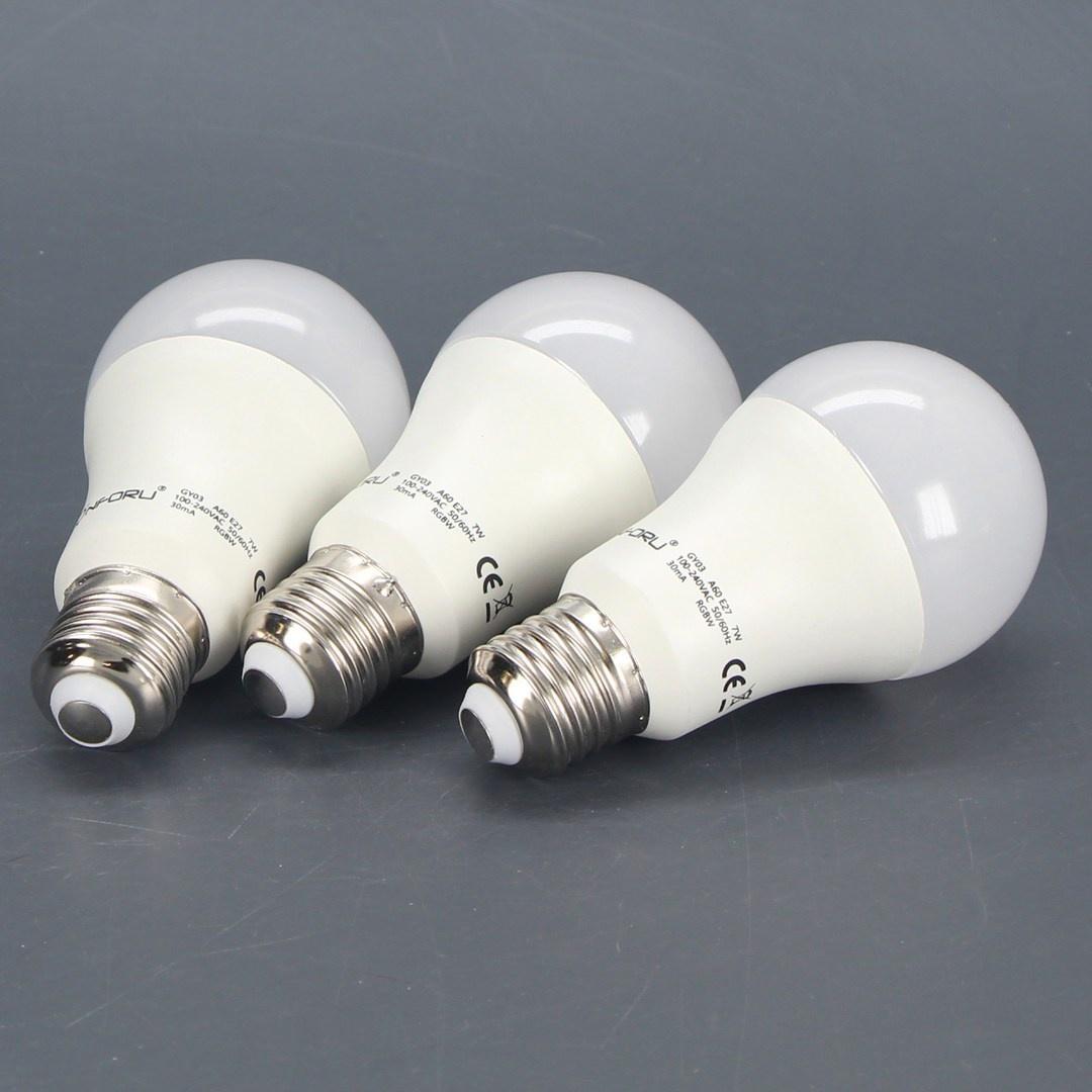 Žárovky Onforu ON-GY03-RGBW-EU-3