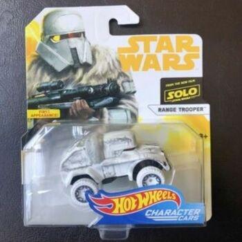 Autíčko Hot Wheels Star Wars Range Trooper