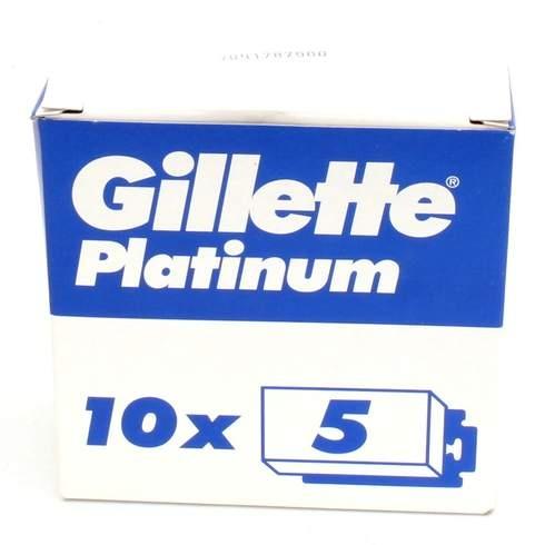Holící žiletky Gillete Platinum