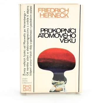 Kniha Průkopníci atomového věku