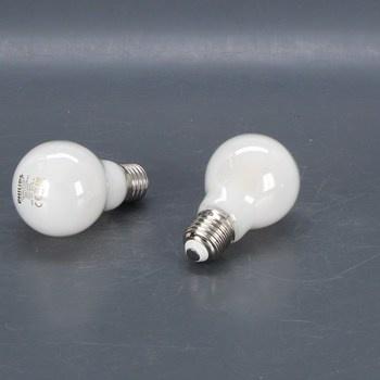 LED žárovka bílá Philips 7W
