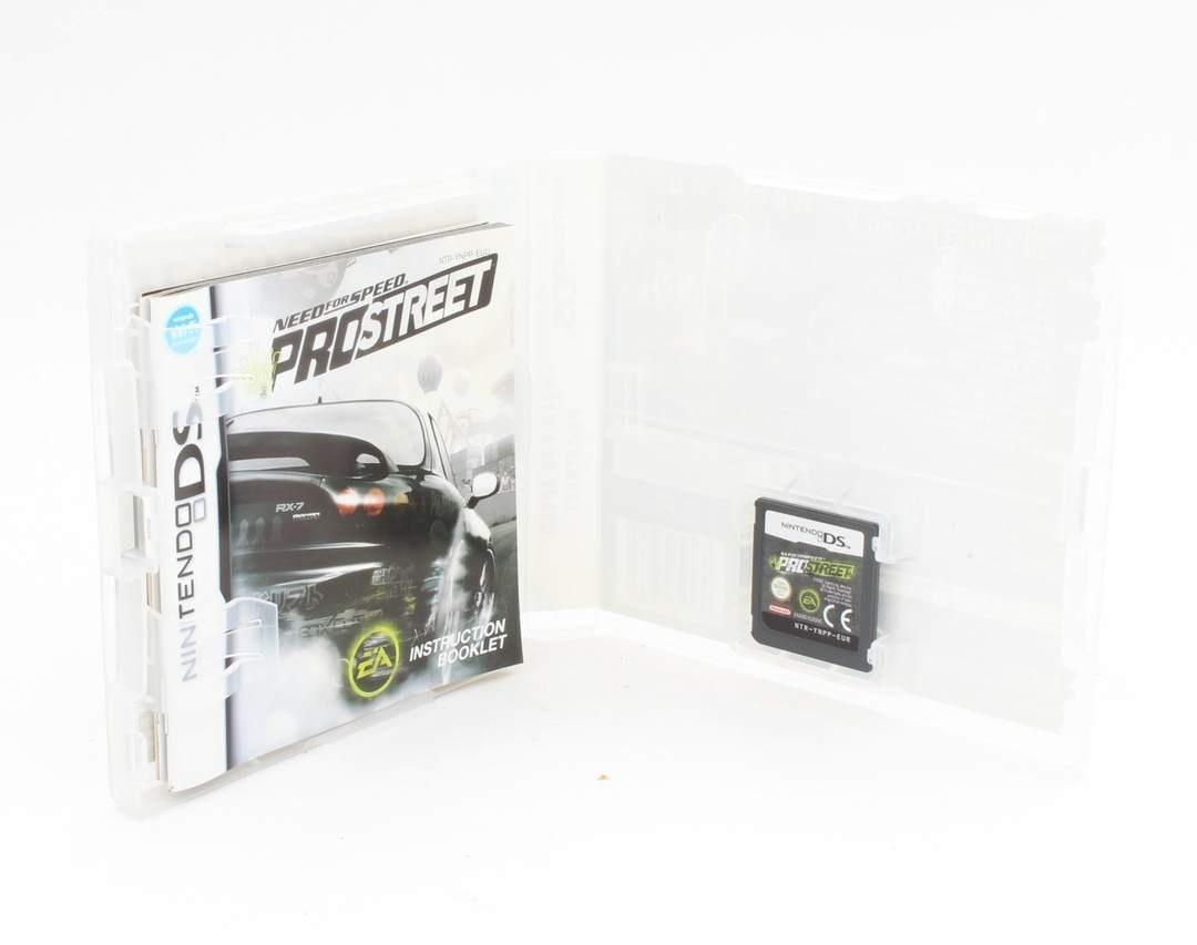 Hra Need for Speed ProStreet - Nintendo D