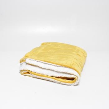 Plyšová deka Bedsure 220 x 240 cm