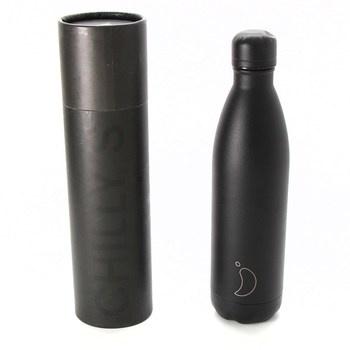 Termoláhev Chilly's 750 ml černá