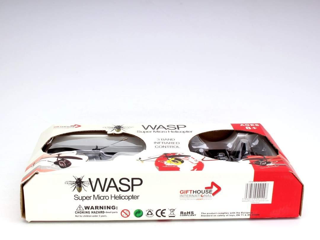 Helikoptéra Gifthouse Wasp Super Micro