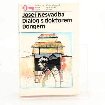 Kniha J. Nesvadba: Dialog s doktorem Dongem