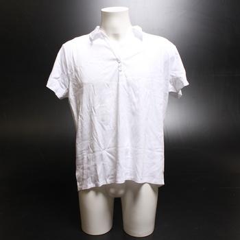 Dámské polo tričko Cecil bílé