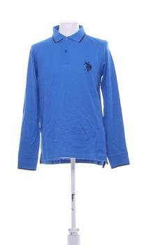 Pánské polo triko U.S. Polo Assn. modré M