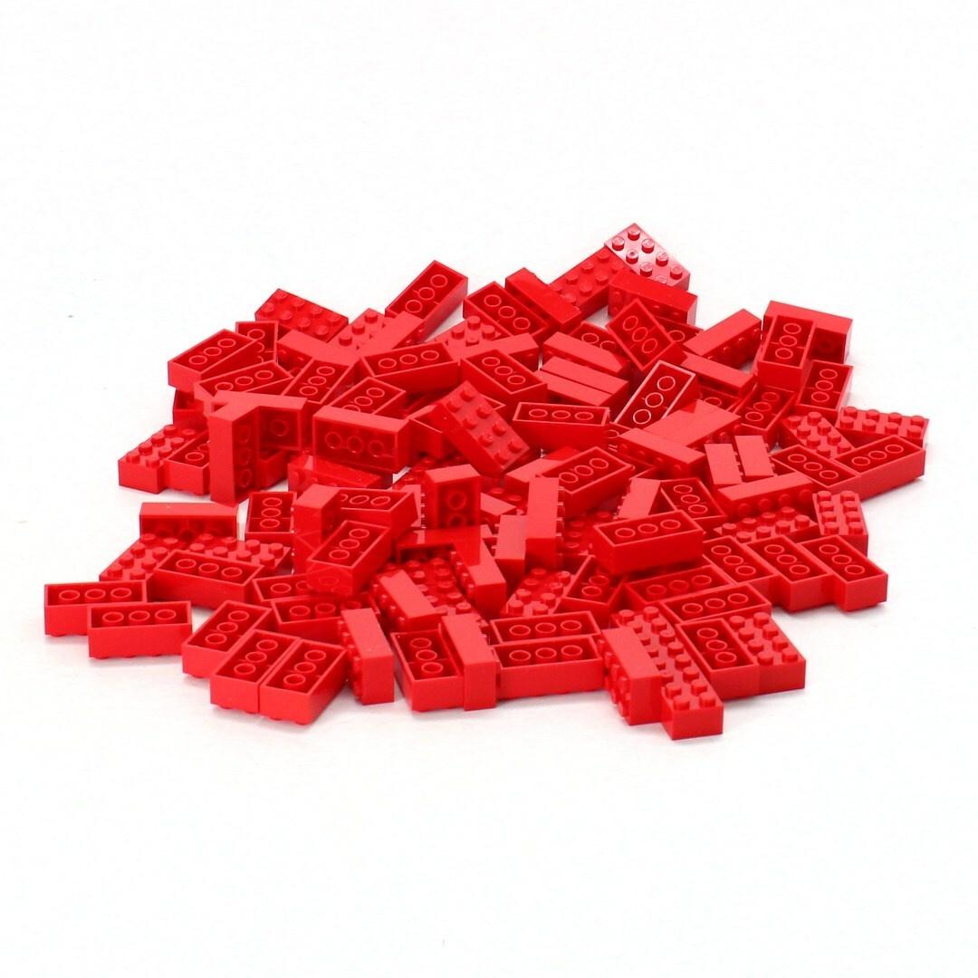 Dětská stavebnice plastová barevná