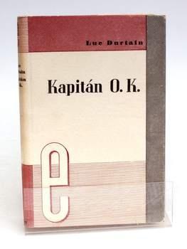 Kniha Lue Durtain: Kapitán O.K.