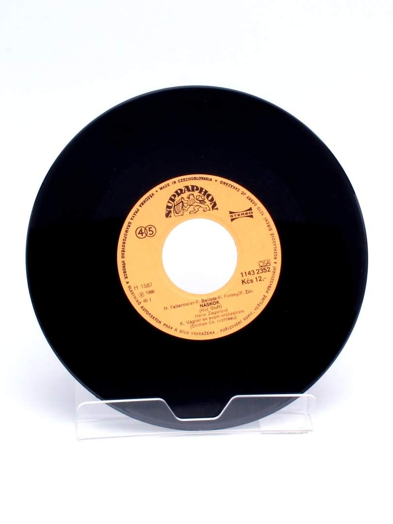 Gramofonová deska Diskotéka: Hana Zagorová