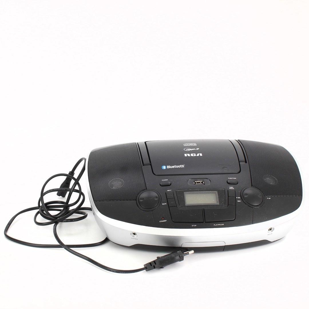 Rádio s CD přehrávačem RCA