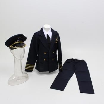 Kostým pilota Widmann 73147